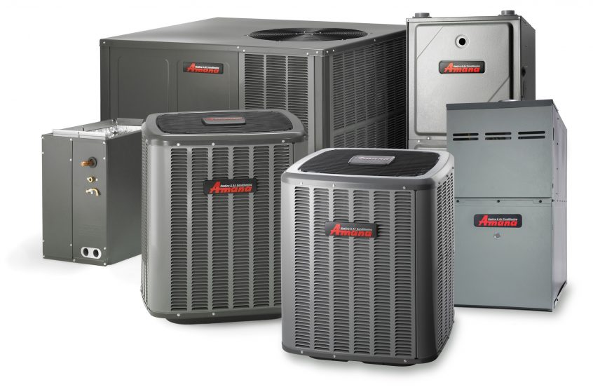 furnaces and heatpumps